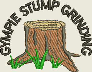 Gympie Stump Grinding Logo